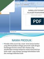 NAMA LENI PURWATI X11 PEMASARAN 1.pptx
