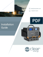 ClearPOWER P2 Installation Guide