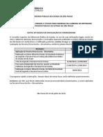 Edital Divulgação Do Cronograma 04.07