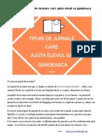 TipuriJurnaleInvatareGandire-draft3