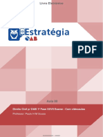 Civil Estrategia Curso 64453 Aula 00 v1