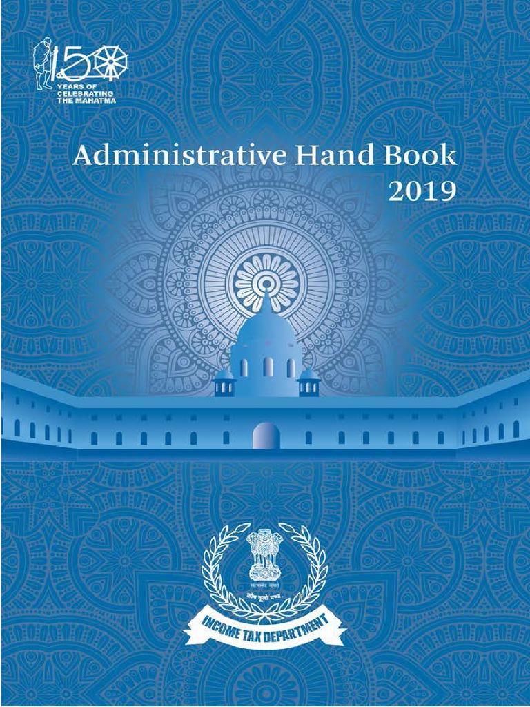 Administrative Handbook 2019 | Sikhism | Business