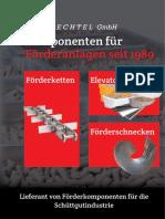 Bechtel Katalog catalogo elevadores