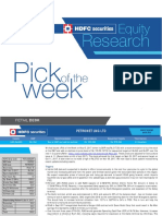 Petronet LNG- Pick of the Week- 290118