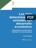 determinantes del desarrollo economico