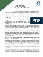 Juana de Arco Hija de Dios y Doncella de Orléans Parte I