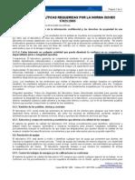 Politicas 17025-2005