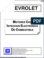 Iny Elect Combustible