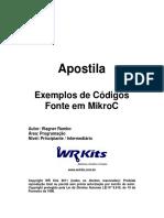 Exemplos de Códigos Fonte em MikroC.pdf