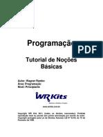 Programação - Tutorial de Noções Básicas