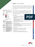 Fabric Fact Sheet - RW61610 Daletec 7.5 Oz