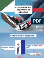 Comparatives and Superlatives_7º