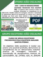Curso de Radio Ge Joao Oscalino 2am