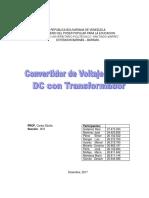 Convertidor Electronica I
