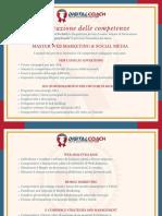 M. Cicchitti Certificato delle Competenze