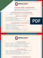 R. Bartoccioni Certificato delle Competenze