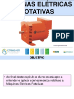 Máquinas elétricas rotativas
