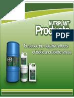 Nutriplant Technical Details