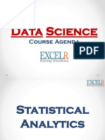 Data Science Course Agenda