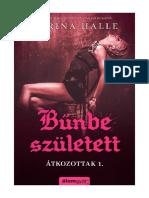 Karina Halle - Bűnbe _született (Átkozottak 1.)