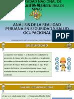 Análisis de La Realidad Peruana en Seguridad y s.o.