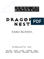 Dragons of Deltora Dragons Nest
