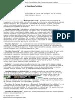 Classificação e Tipos de Resíduos Sólidos - Ecologia e Meio Ambiente - InfoEscola