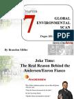 Global Enviro Scan