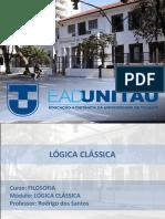 slides de filosofia unitau