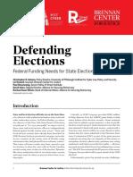 Defending Elections