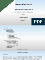 Finanzas Empresariales S1
