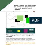 Paint Basico Visual Basic