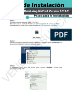 Guia Instalacion Maprex 7.9.9.9