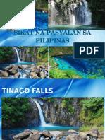 Sikat Na Pasyalan Sa Pilipinas