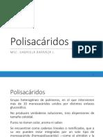 Polisacáridos de almidón