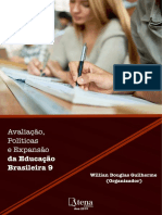 E BOOK Avaliação, Politicas e Expansão Da Educação Brasileira 9
