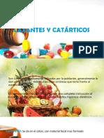 LAXANTES Y CATARTICOS.pptx
