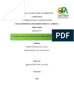 INFORME N°06 quimica organica