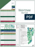Washtenaw Scorecard