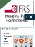 Financial accounting IFRS Presentation