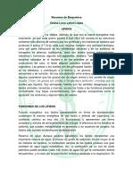 Resumen de Bioquímica