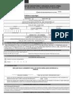 Formatos PMA GM