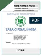 Cadena Final