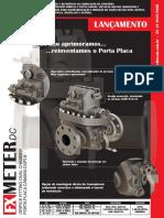 Folder Porta Placa Portugues