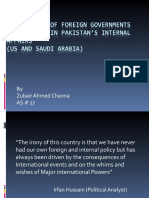 Lec 10 An Analysis of Foreign Governments Involvement in Pakistan's.ppt