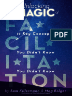 [E-BOOK] Unlocking the Magic of Facilitation by Sam Killermann and Meg Bolger