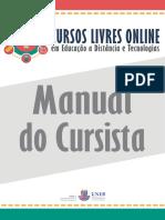 Manual Do Cursista
