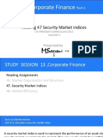 122edfa67a78d02f63d9b8004f490013 Security Market Indices