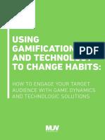 Whitepaper Gamification to Change Habits En