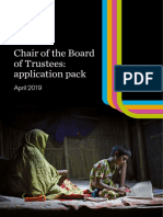Board Chair Pack Feb 2019